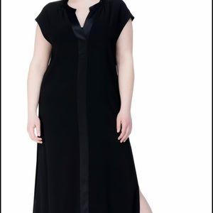 Black Winsett Gown